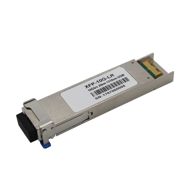 XFP-10G-LR Fiber Optic Transceiver 10Gb/S SFP SM Single Mode 3 Years Warranty